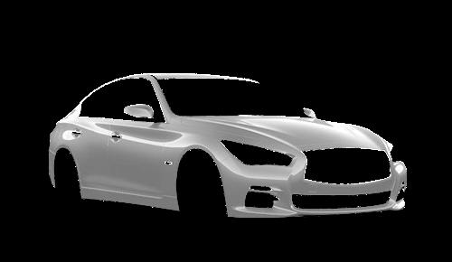 Цвета кузова Q50 Hybrid